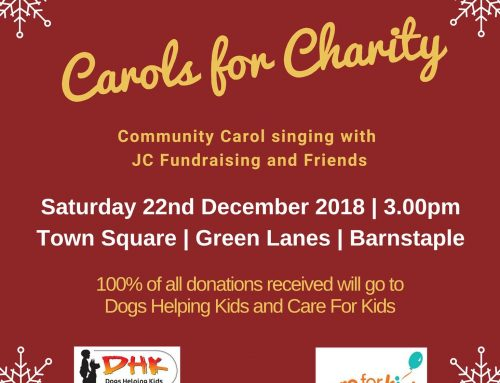 Carols For Charity by JC Fundraising