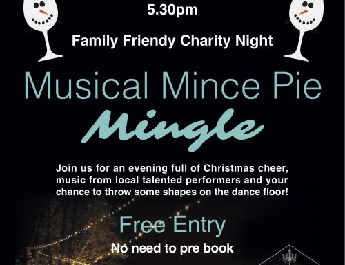 Musical Mince Pie Mingle