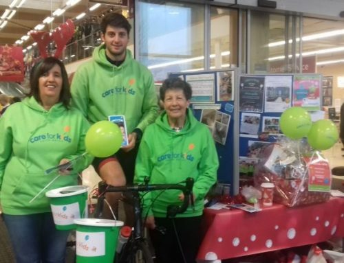 Care for Kids North Devon Bucket Collection