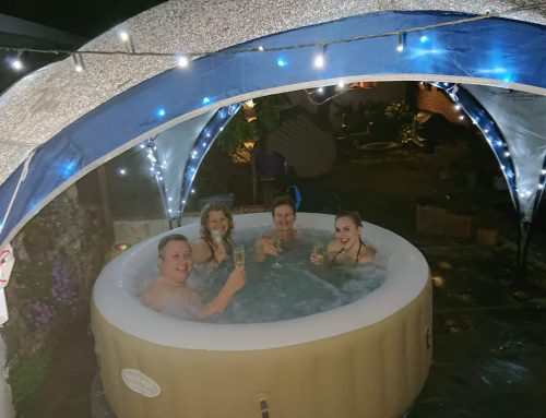 Care for Kids North Devon 'Bubbles Night' raises £525