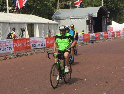 Ride London 100
