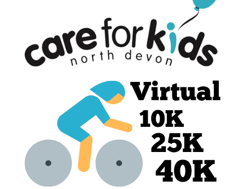 Cycling challenges – Virtual 10K, 25K or 40KM events