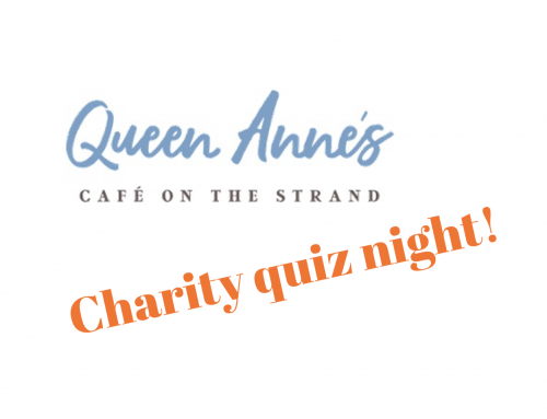 Charity quiz night – 31 July