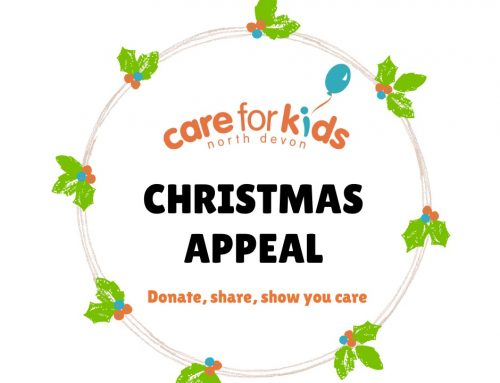 Christmas Appeal – help care for a child close to you