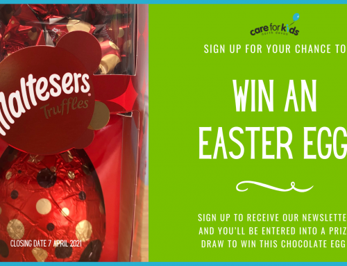 Easter Prize draw