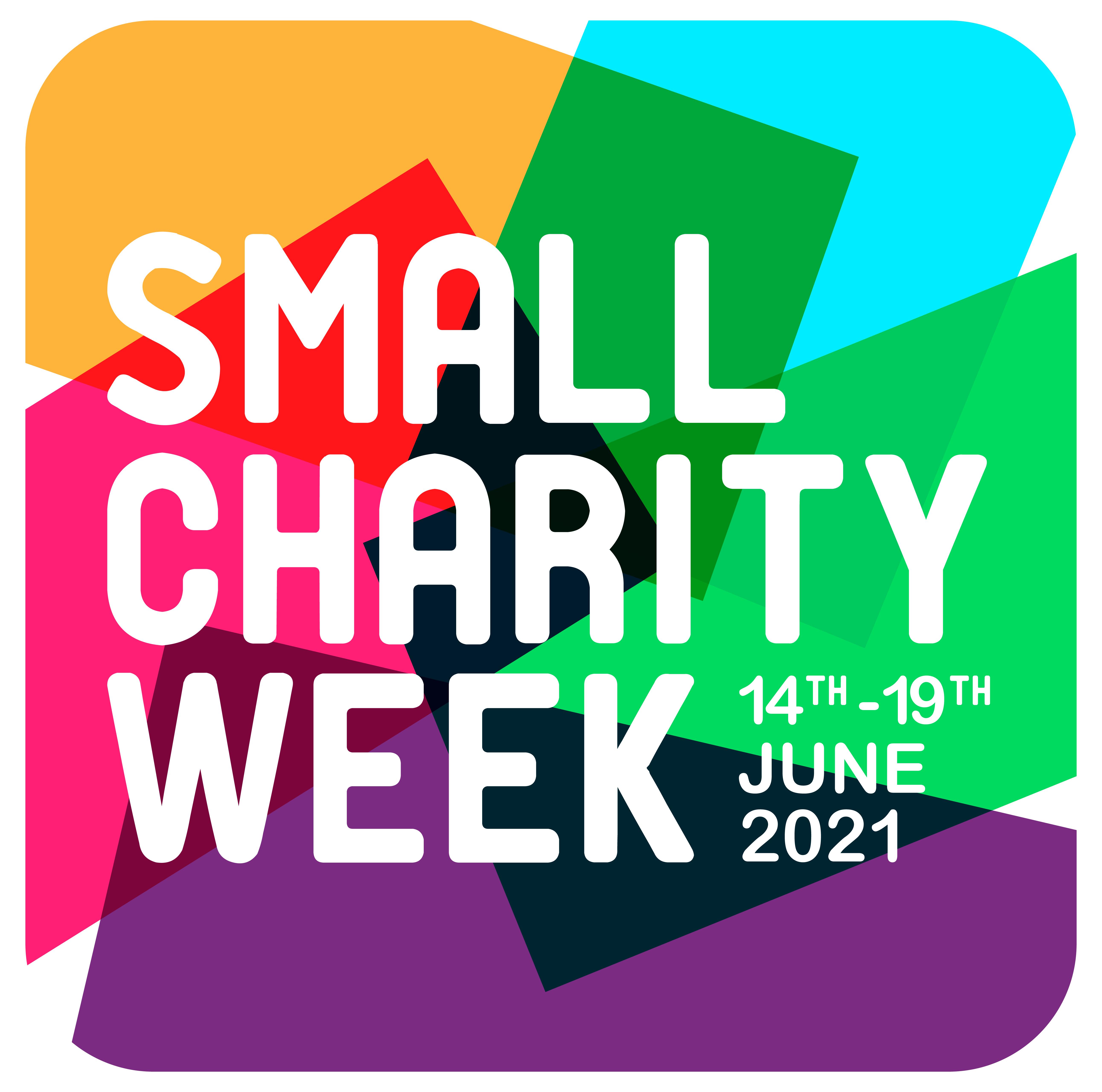 Small Charity Week 14-19 June logo